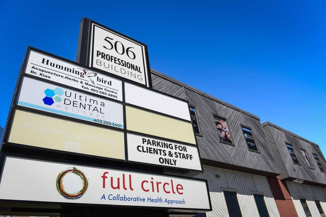 Ultima Dental Wellness Exterior   SW Calgary Dentist   Ultima Dental Wellness